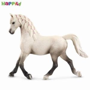 اسب عرب سفید اشلایش 13761