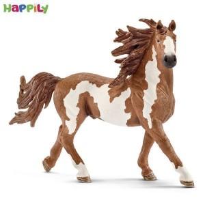 اسب پینتو قهوه ای اشلایش 13794