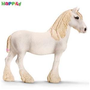 اسب سفید انگلیسی اشلایش 13735