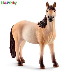 اسب کرم با یال مشکی اشلایش 13806