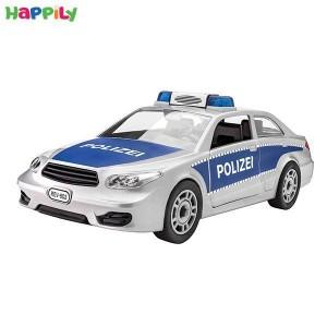 ماشین پلیس ساختنی 00802
