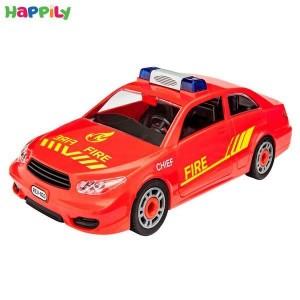 ماشین ساختنی آتشنشانی کوچک 00810