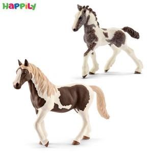 ست اسب و کره اسب ابلغ اشلایش