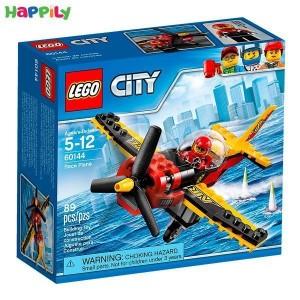 لگو city هواپیمای مسابقه ای 60144