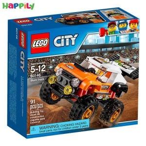 لگو city ماشین آفرود 60146
