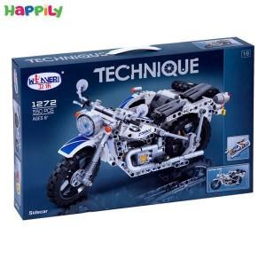 لگو موتورسیکلت 550 قطعه 1272