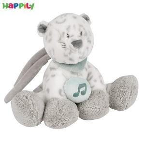عروسک موزیکال پلنگ سفید کوچک ناتو 963084