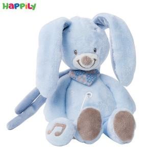 عروسک موزیکال خرگوش آبی کوچک ناتو 321068