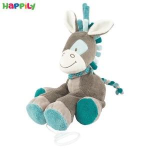عروسک موزیکال اسب طوسی ناتو 531054