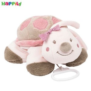 عروسک موزیکال لاکپشت صورتی ناتو 987073