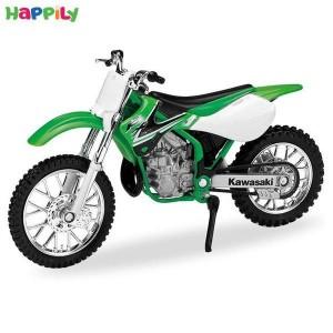 ماکت موتور سیکلت کاوازاکی KX250