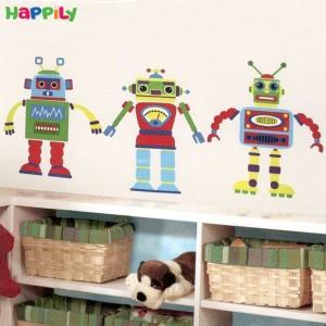 استیکر دیواری ربات ها 1120