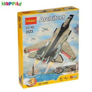 لگو دکول 3 در 1 مدل هواپیما 3123