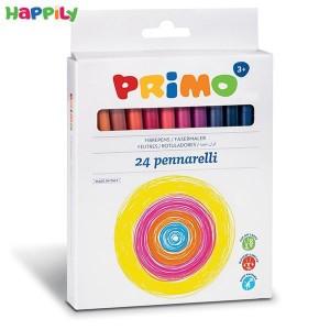 ماژیک نقاشی Primo قابل شستشو 24 رنگ 602PEN24
