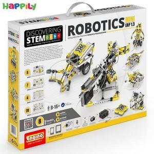 ساختنی engino اِستم روباتیک مینی STEM60