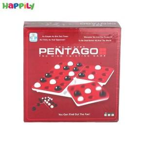 پنتاگو Pentago بازی فکری 021
