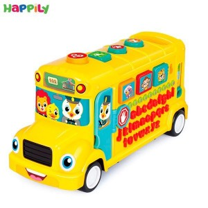 اتوبوس مدرسه huile toys هالی تویز3126