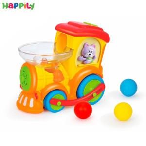 لوکوموتیو huile toys هالی تویز 958