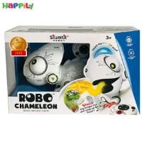 ربات Robo Chameleon آفتاب پرست silverlit سیلورلیت 88538