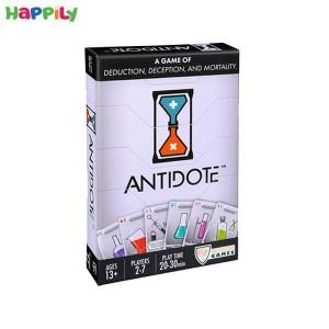 بازی فکری antidote آنتی دوت پادزهر 10003