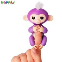 میمون انگشتی  fingerfun بنفش 777636