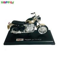 ماکت موتور سیکلت  triumph thunderbird برند Maisto 340072