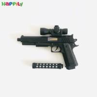 تفنگ موزیکال و نورانی 8201