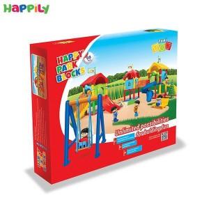تصویر پارک شادی  98 قطعه tak toy تک توی 1077