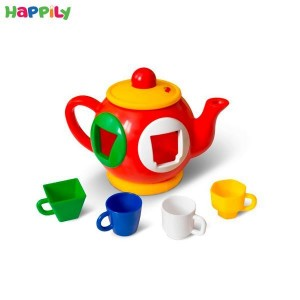اسباب بازی قوری آموزشی tak toy تک توی 1310