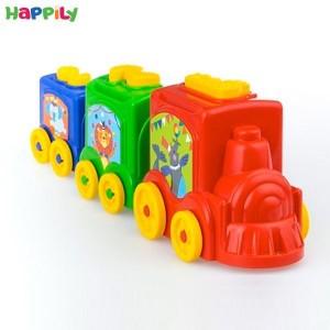 اسباب بازی برج قطار taktoy تک توی 1279
