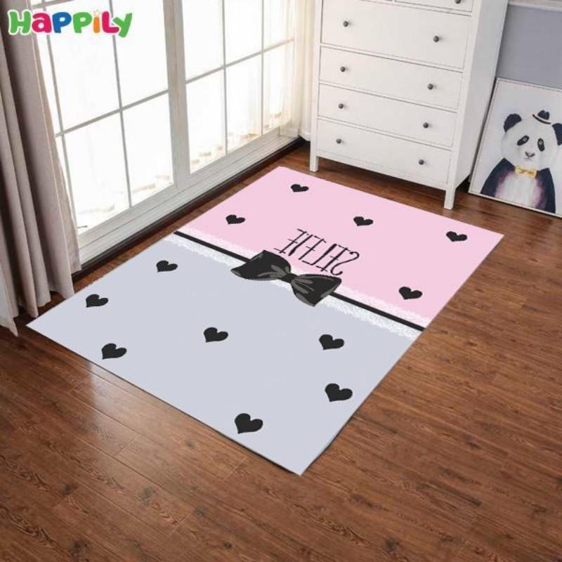 فرش اتاق کودک طرح هدیه 52312