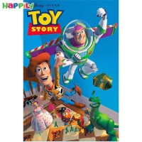 فرش اتاق کودک طرح toy story توی استوری 52344