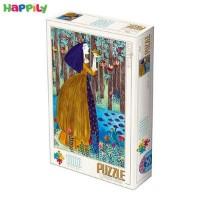 پازل D-Toys طرح نقاشی شاهزاده قورباغه اثر آندریا کورتی 72870KA02