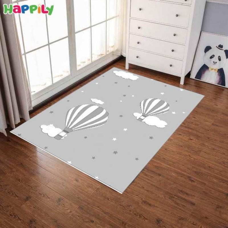 فرش اتاق کودک طرح بالون 52371
