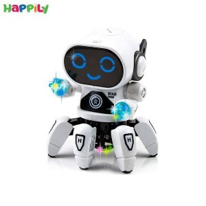 ربات رقصنده موزیکال 142