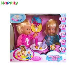 عروسک حسود warm baby وارم بیبی 05058