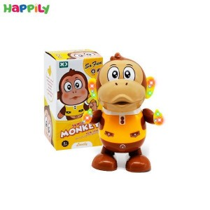 میمون موزیکال و نورانی و رقصنده 17198
