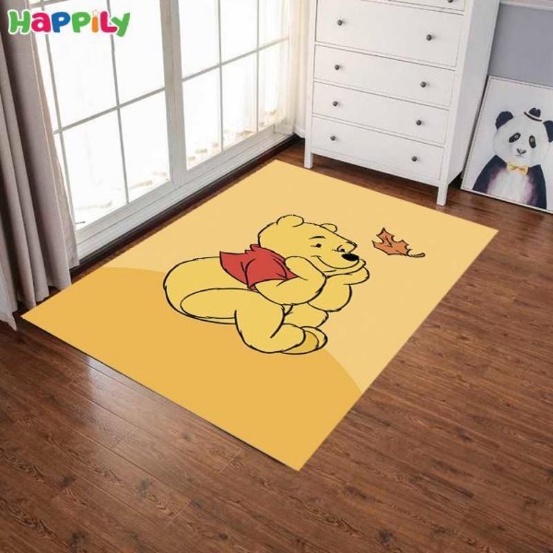 فرش اتاق کودک طرح پو 52380