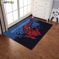 فرش اتاق کودک طرح spiderman اسپایدرمن   52386