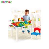 میز لگو بازی  به همراه دو صندولی 188t