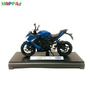 ماکت موتور سیکلت سوزوکی suzuki مدل gsxs1000f