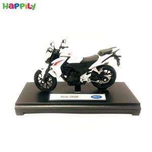 ماکت موتور سیکلت هوندا honda مدل cb500f