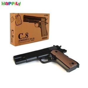 تفنگ ایر سافت گان c8