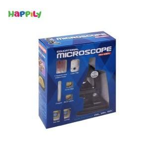 میکروسکوپ چراغدار medic مدیک مدل mh450L
