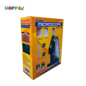 میکروسکوپ چراغدار medic مدیک مدل mh300L