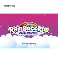عروسک پولیشی تک شاخ rainbo رنگین کمان رنگی 0010425