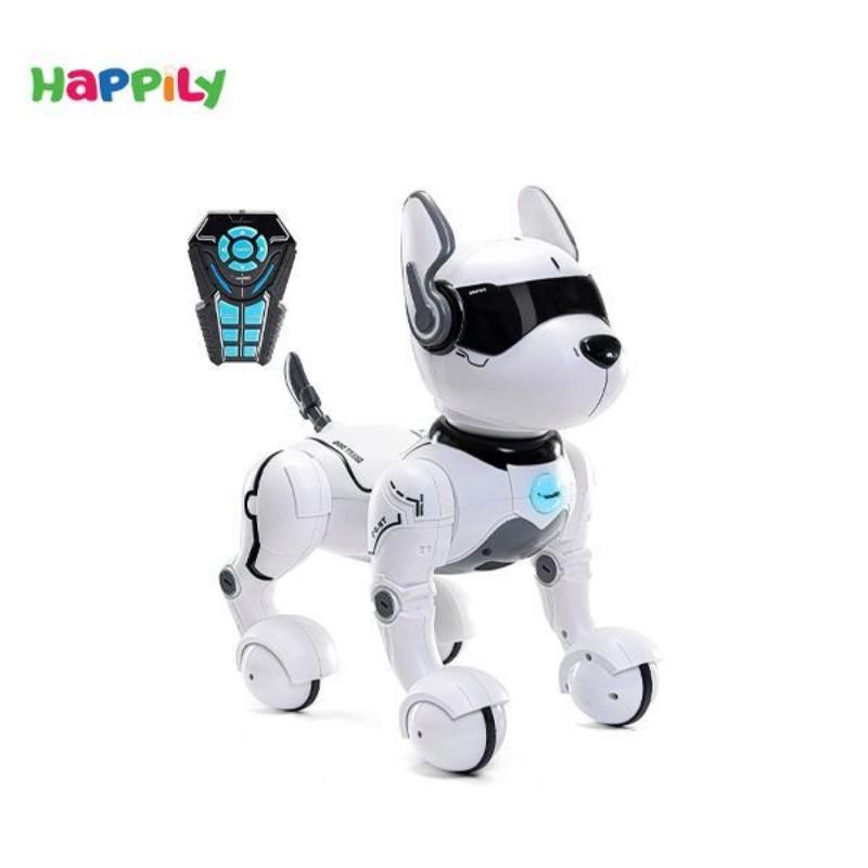 ربات سگ کنترلی a001