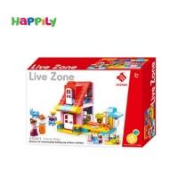 لگو دوپلو خانه جدید live zone لایو زون 55001