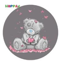 فرش اتاق کودک طرح  خرس مهربان 52424