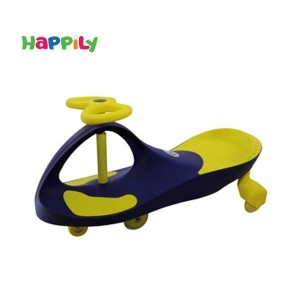 سه چرخه لوپ کار loopcar زرد سورمه ای